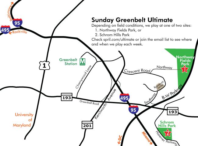 Greenbelt Maryland Map Greenbelt Ultimate Map